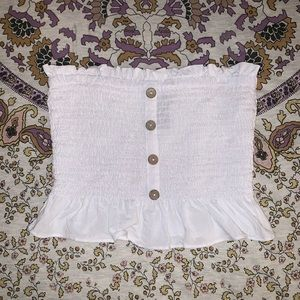 Button tupe top